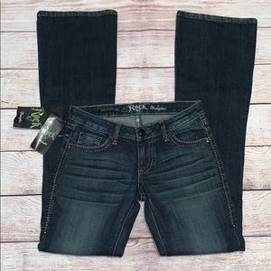 Rock 47 by Wrangler Grand Saline Jeans